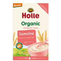 SEMOLINA Wholegrain Cereal, Organic