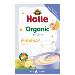 BANANA Milk Cereal, Organic