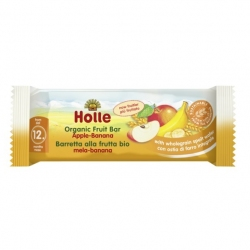 APPLE and BANANA Fruit Bar, Organic
