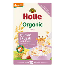 MULTIGRAIN with FRUIT Junior Muesli, Organic