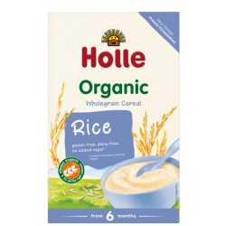 RICE Wholegrain Cereal, Organic