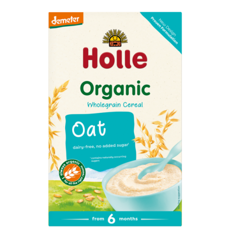 OAT Wholegrain Cereal, Organic