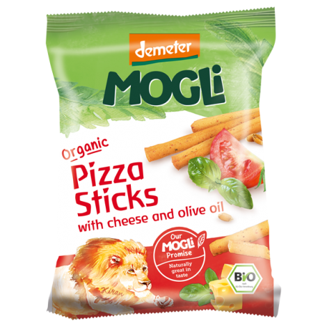 PIZZA Breadsticks, Organic, MOGLi
